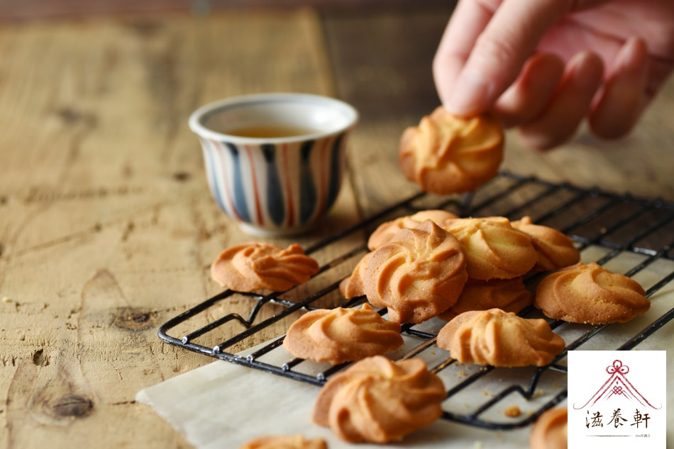 滋養軒奶酥餅乾1