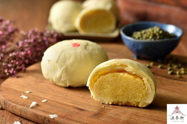 滋養軒綠豆椪大餅