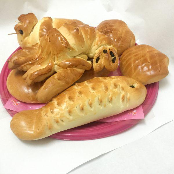 滋養軒五牲麵包
