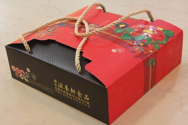滋養軒蒜頭酥禮盒