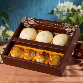 滋養軒綠豆椪/蛋黃酥綜合禮盒