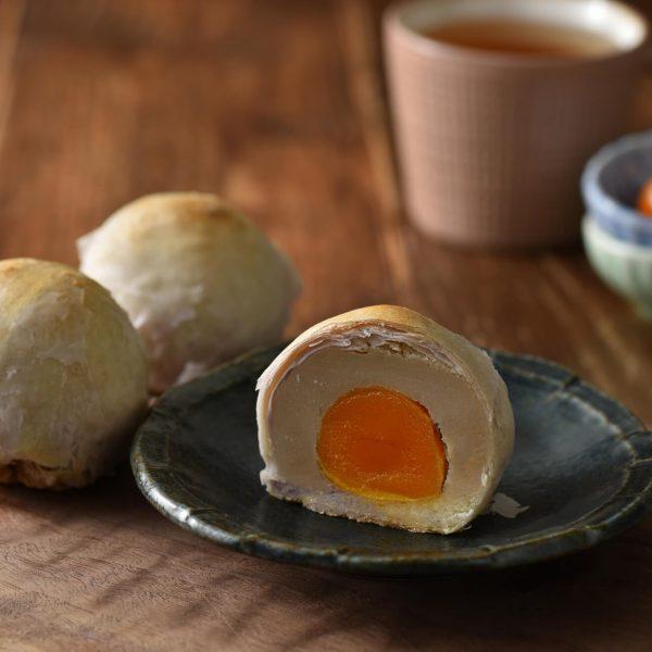 滋養軒芋泥蛋黃酥